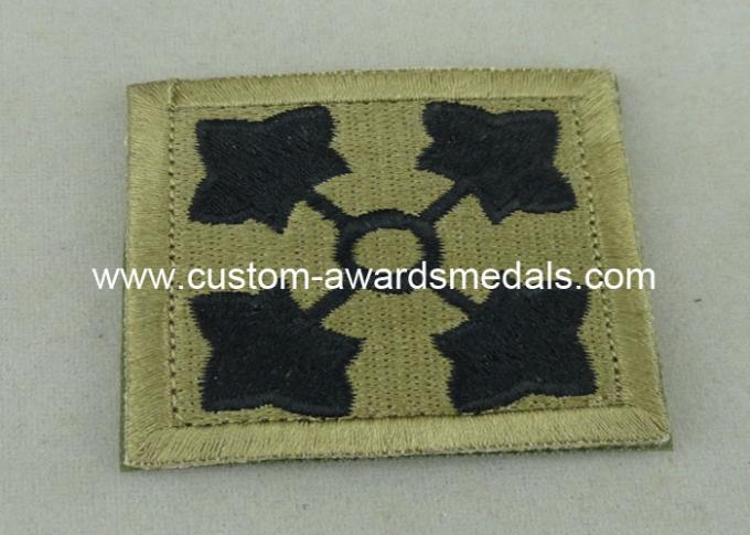 US Air Force Embroidered Custom Iron On Patches Garments Lapel For Army