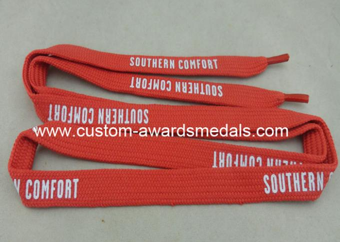Customized Shoelace , Promotional ID Holder Lanyards , Polyester Print Lanyard.