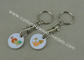 China Iron Personalized Coin Flat Or Double Design Imitation Cloisonne Enamel supplier
