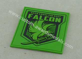 China Sporting Meeting Souvenir PVC Coaster Patch Zipper Puller Silicon supplier