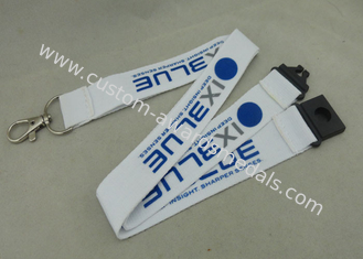 China Bottle Holder Personalized Lanyards Printing Polyester Key Chain Customized Lanyards supplier