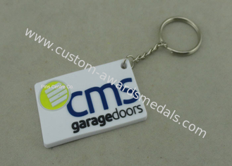 China Customized PVC Keychain For Promotion , 3D PVC Fridge Stickers Magnets supplier