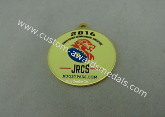 China Die Casting Custom Made Soft Enamel Medallion , Carnival Medal With Zinc Alloy Material. supplier