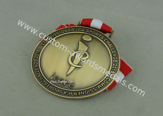 China Multi Color Carnival Medal , Customized Die Casting Medal For Even supplier