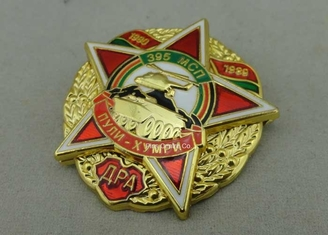 Transparent Colors Souvenir Badges