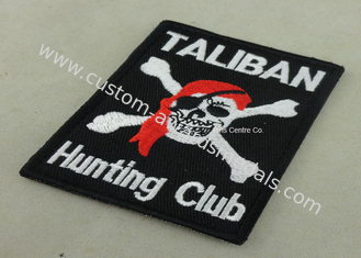 China 100% Embroidery Patches And Uniform Lapel For Police Garment supplier