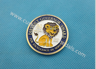 China Personalized Enamel Coins For Promotional Gifts , Die Stamped Navy Seal Challenge Coin supplier