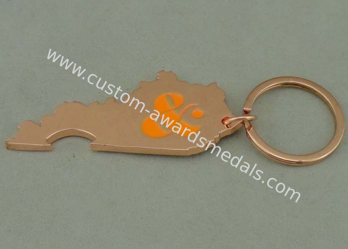 copper plating logo key chain advertising keychains zinc alloy bottle opener. Black Bedroom Furniture Sets. Home Design Ideas