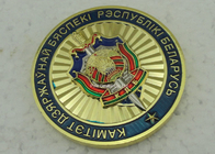 Customized Challenge Coin , 3D Brass Army Souvenir Metal Coin
